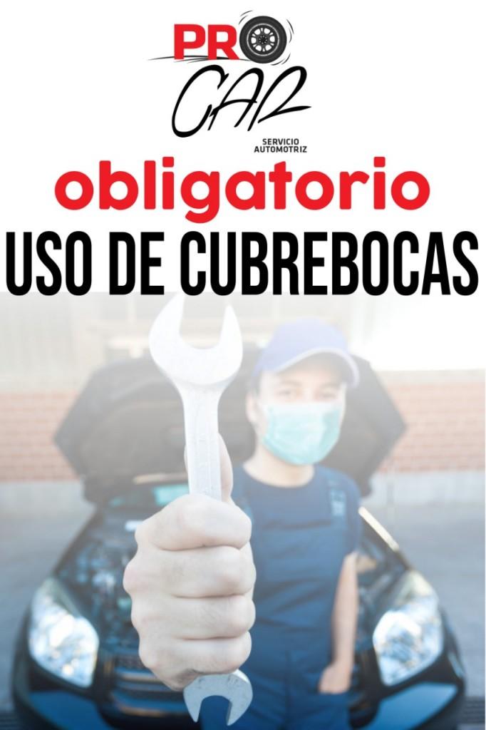 PROCAR, taller con cuidado COVID en Monterrey.